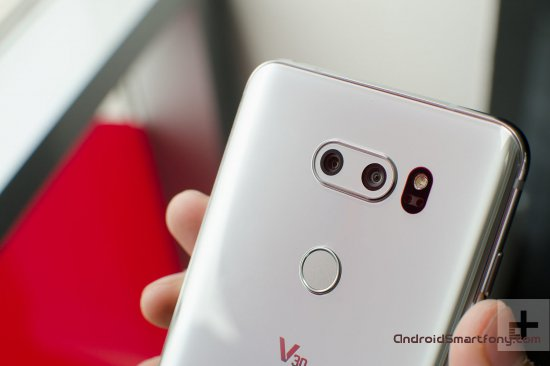 Камеры LG V30 vs iPhone 7 Plus