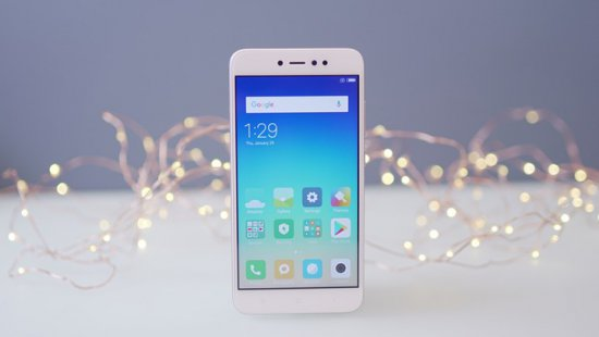 redmi note 5a обзор