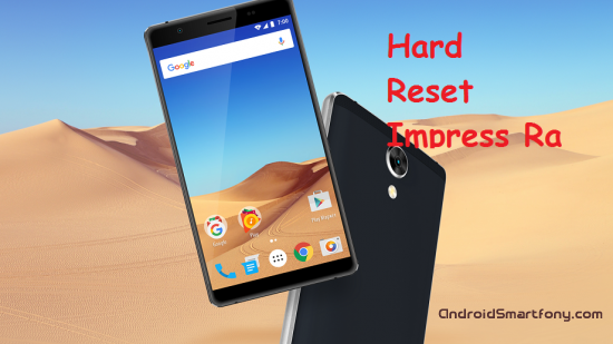 Hard reset Vertex Impress Ra - сброс настроек, пароля, ключа