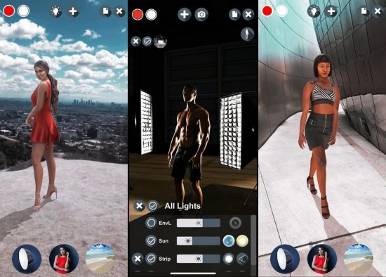 Photo Studio – AR