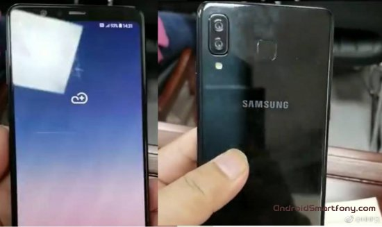Samsung Galaxy S9 Mini появился на видео