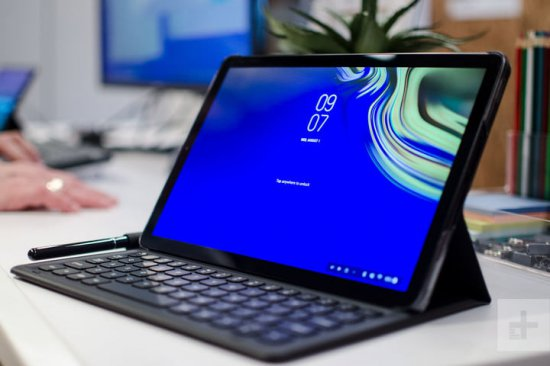 дизайн Galaxy Tab S4 vs Galaxy Tab S3