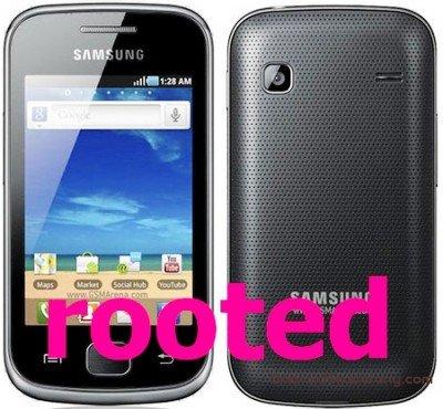 Получаем root-права на Samsung Galaxy Y Pro GT-B5510 и Pro Duos GT-B5512