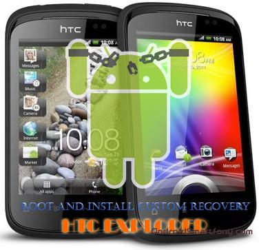 HTC Explorer - получаем root-права