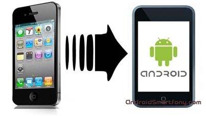 Как перенести контакты с Windows Mobile, Nokia, iPhone на Android