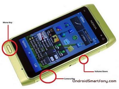 Как сделать hard reset Nokia n8