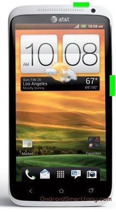 Hard reset HTC One X