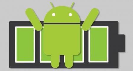 Экономия заряда батареи на устройствах под управлением Android