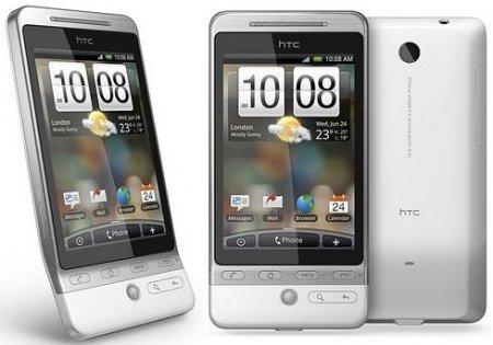 Подробный способ прошивки HTC HERO CDMA с нуля