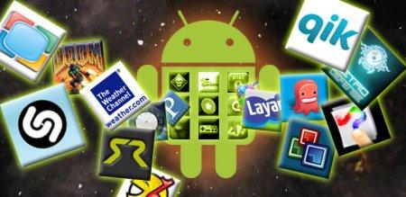 Рекомендуемые приложения для Android OS