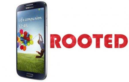 Инструкция по получению root прав на Samsung Galaxy S4