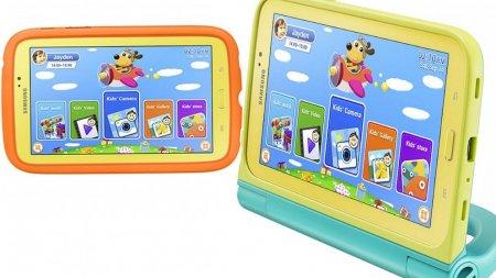 Планшет Samsung Galaxy Tab 3 Kids. Высокие технологии для самых маленьких