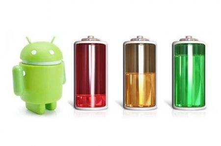 Android. 9 советов для увеличения времени работы батареи