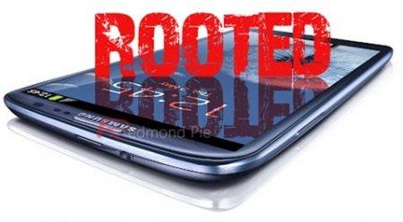 Как полчуить Root права на Samsung Galaxy S3?