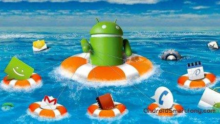 Android. Создаем резервную копию данных