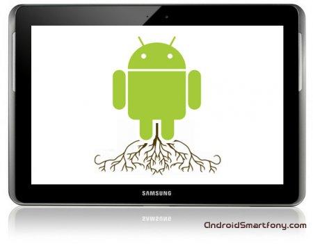 Как получить root-права на планшет Samsung Galaxy Tab GT-P1000?