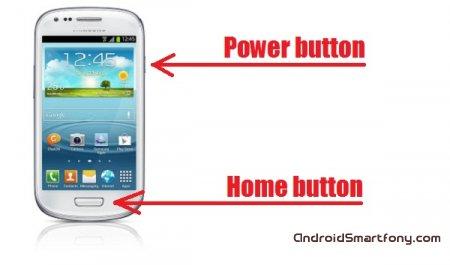 Как сделать скриншот экрана на Samsung и HTC?
