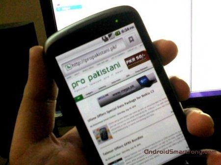 Настройка и отключение GPRS на Android устройстве