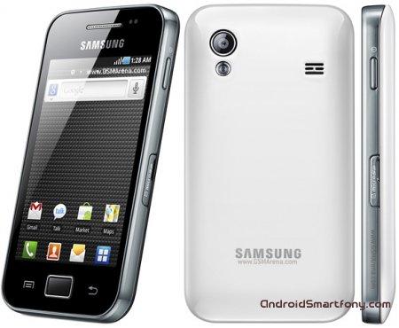 Как настроить интернет на Samsung Galaxy Ace S5830? Инструкция