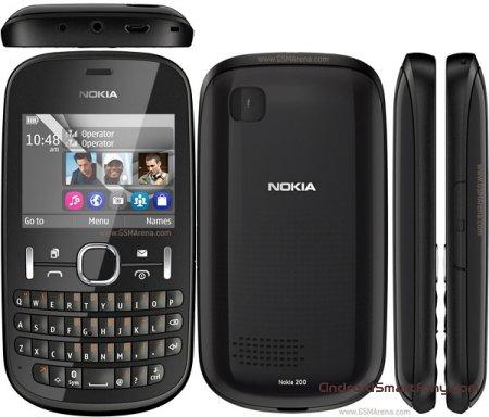 Инструкция, как настроить интернет на Nokia Asha 200