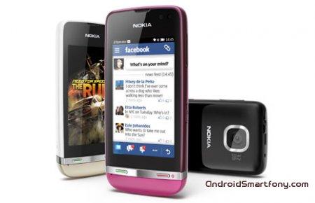 Настройка интернета на Nokia Asha 311