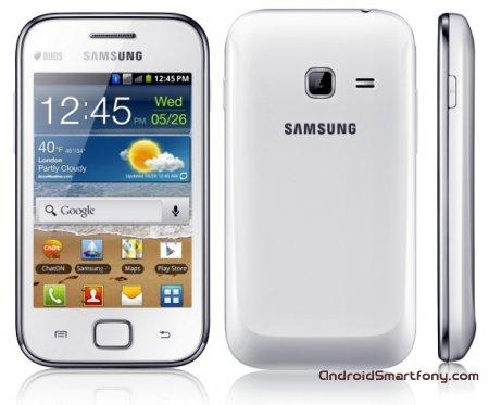 Как сбросить графический ключ на Samsung Galaxy Ace Duos S6802. Hard Reset