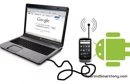 Android-устройство в качестве роутера