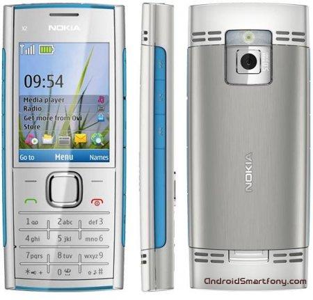 Как снять блокировочный код с Nokia X2-00