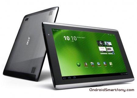 Как сделать hard reset Acer Iconia Tab A500?