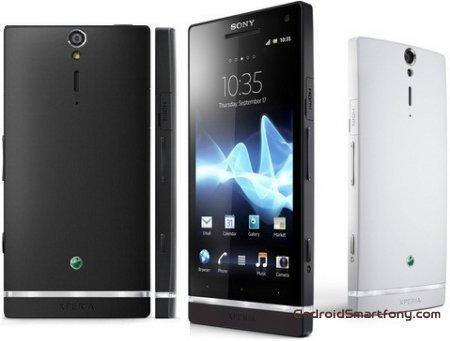 Sony Xperia S hard reset