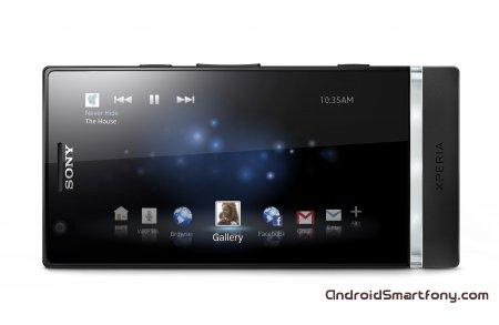 Sony Xperia P hard reset