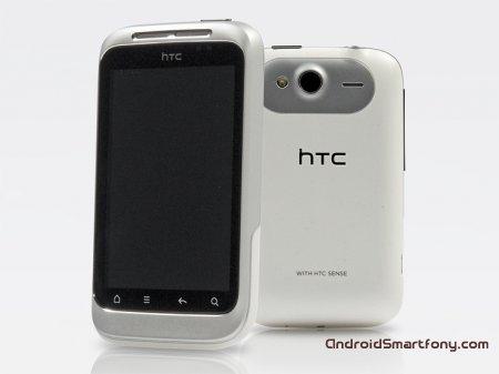 Как сделать hard reset HTC Wildfire S