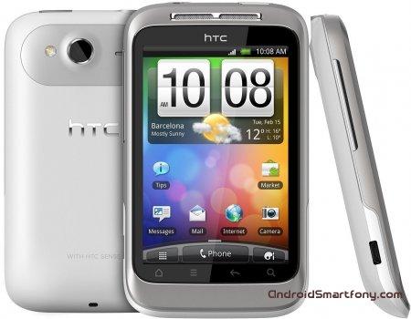 Как сделать на HTC Wildfire hard reset?