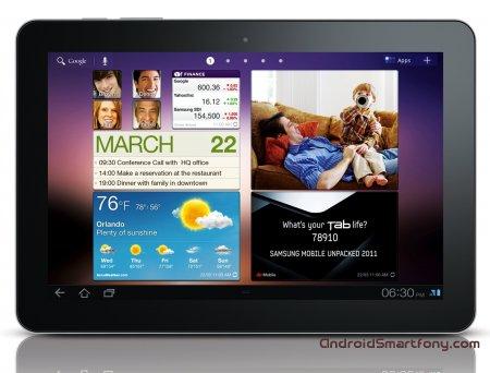 Как сделать hard-reset на планшете Samsung Galaxy Tab
