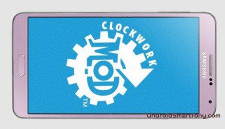 Инструкция по установке ClockworkMod Recovery на Samsung Galaxy Note 3