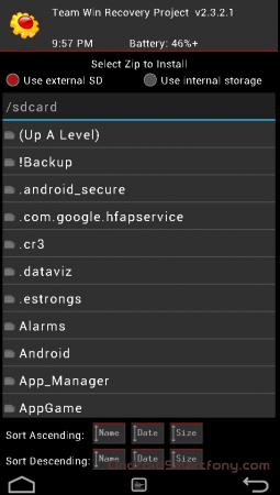 TWRP Recovery - как установить, как делать резервные копии на android, восстанавливать систему, устанавливать прошивки, патчи и ядра