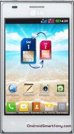 Как сделать hard reset LG L5 E615 и разблокировать телефон?