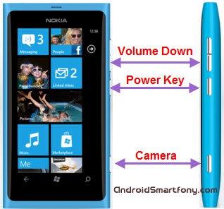 Hard Reset смартфона Nokia Lumia 620