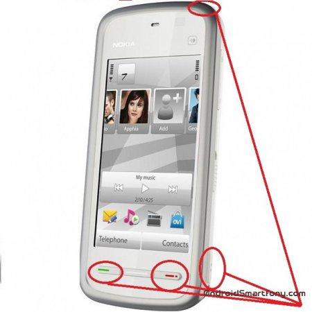 Hard Reset смартфона Nokia 5230 и 5228