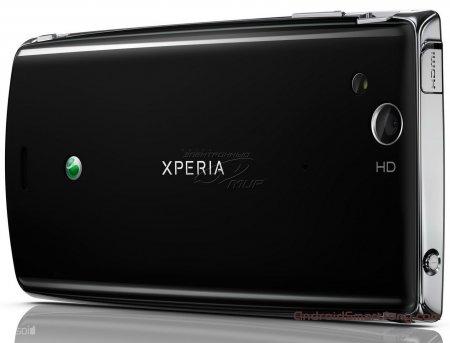 Как сделать hard reset Sony Ericsson Xperia Arc S LT18i и разблокировать смартфон?