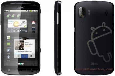 Разблокировка ZTE устройств на базе Android OS от графического ключа