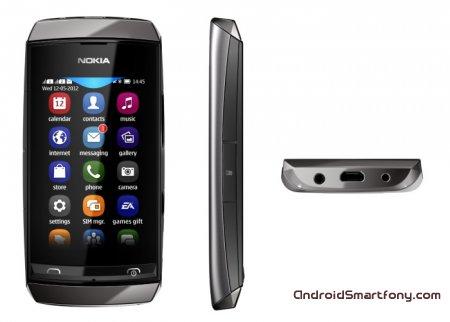 Как настроить интернет на Nokia Asha 305