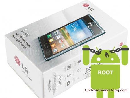 Как получить root-права на LG Optimus L5 E610 и E612