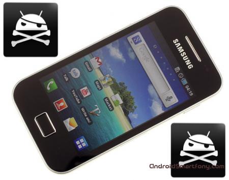Как получить root-права на Samsung Galaxy Ace GT-S5830