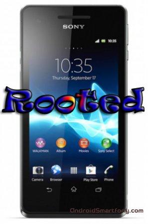 Как получить root-права на Sony Xperia T LT30p