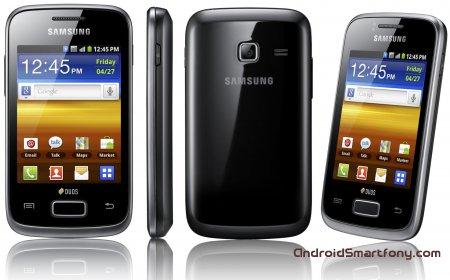 Как получить root-права на Samsung Galaxy Y Duos GT-S6102