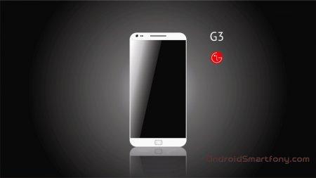 LG G3 - флагманский смартфон с дисплеем Quad HD