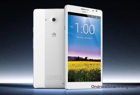 Состоялся анонс Huawei Ascend Mate 2 4G