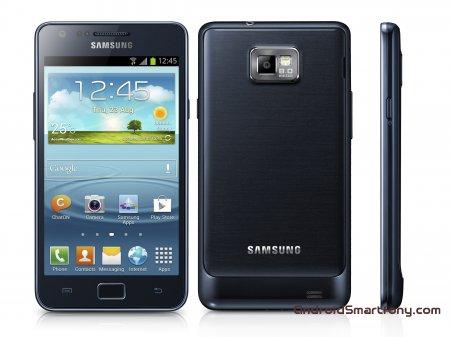 Калибровка батареи Samsung Galaxy S2 (9100)