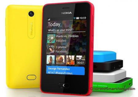 Нокиа Аша. Как настроить интернет на Nokia Asha 501